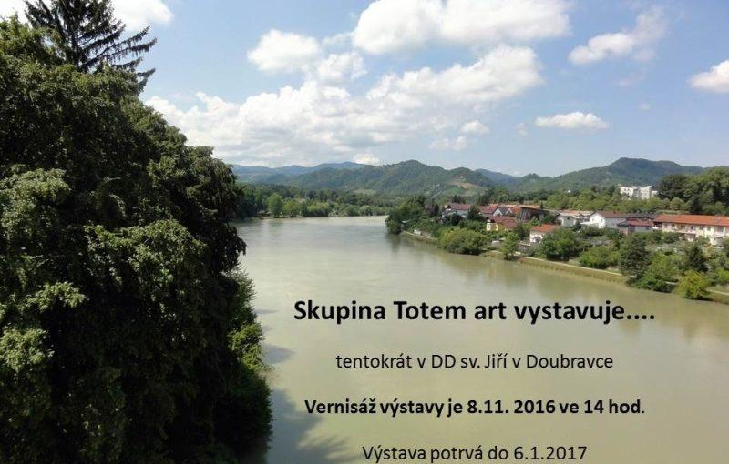 Výstava naší výtvarné skupiny v Domově pro seniory sv. Jiří od 8.11. do 6.1.2017.